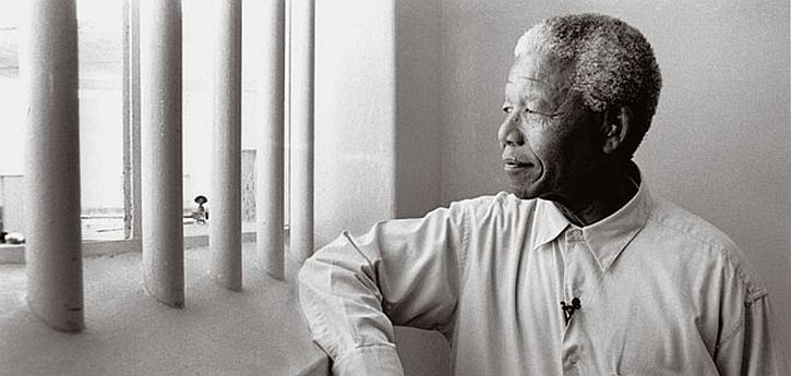 Mandela returned in 1994 after being elected president.