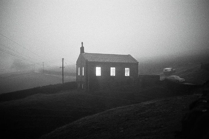 Martin Parr Crimsworth Dean Methodist Chapel 1977
