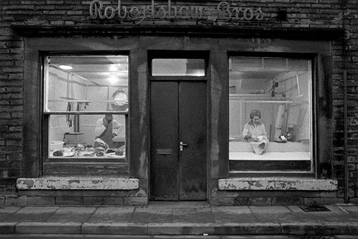 Martin Parr, Mytholmroyd, Yorkshire, 1977