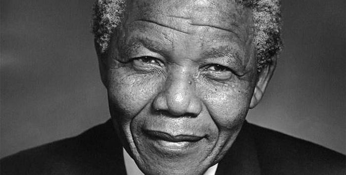 Mandela: his long walk has ended