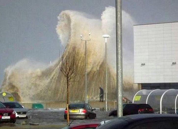 New Brighton Morissons Wave