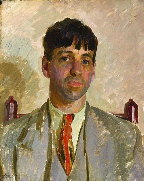 Stanley Spencer by Henry Lamb