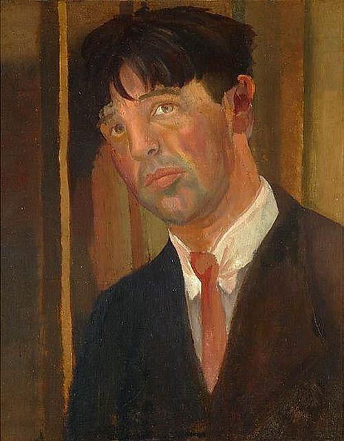 Stanley Spencer, Self-Portrait, 1923