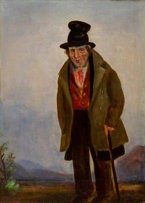 W J Chapman (c.1835-40), Thomas Euston, Lodge Keeper