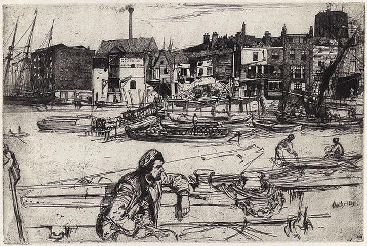 Whistler, Black Lion Wharf