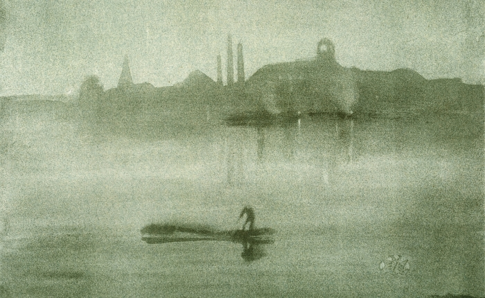 Whistler and the Thames: riversidepoetry