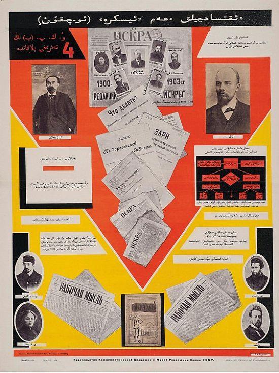Alexander Rodchenko, History of the VKP(b), 1926