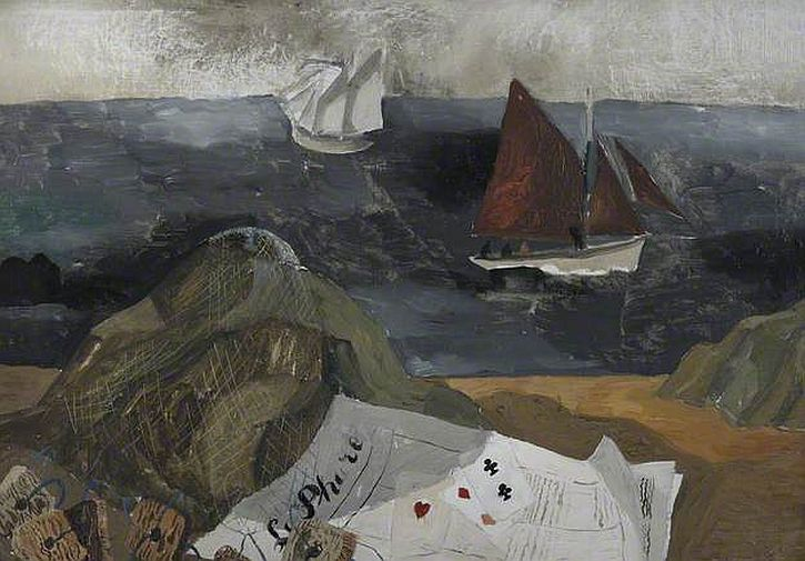 Christopher Wood, Le Phare, 1929