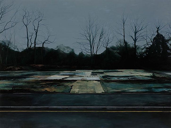 George Shaw, The End of Time, 2008-9
