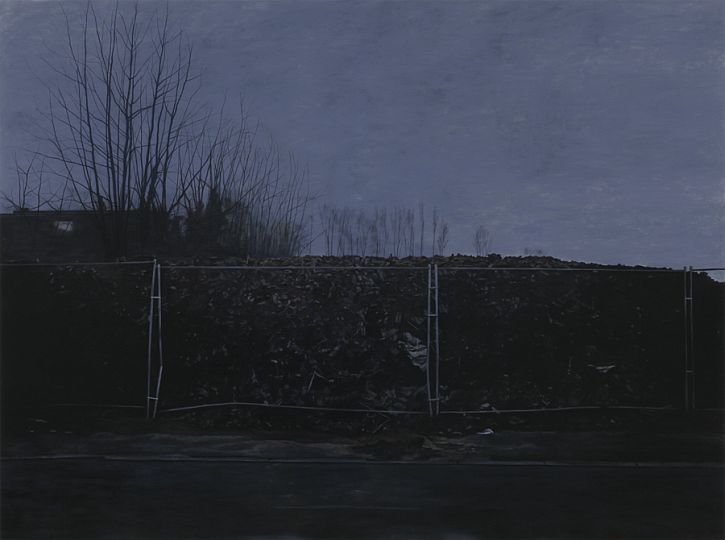 George Shaw, The Next Big Thing, 2010