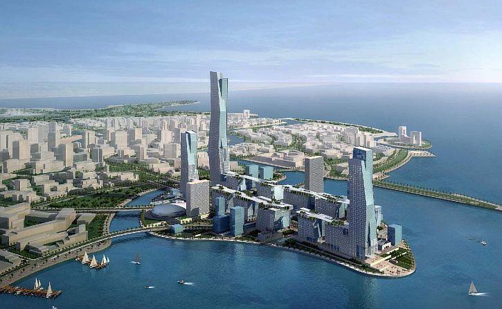 King Abdullah Economic City, Jeddah
