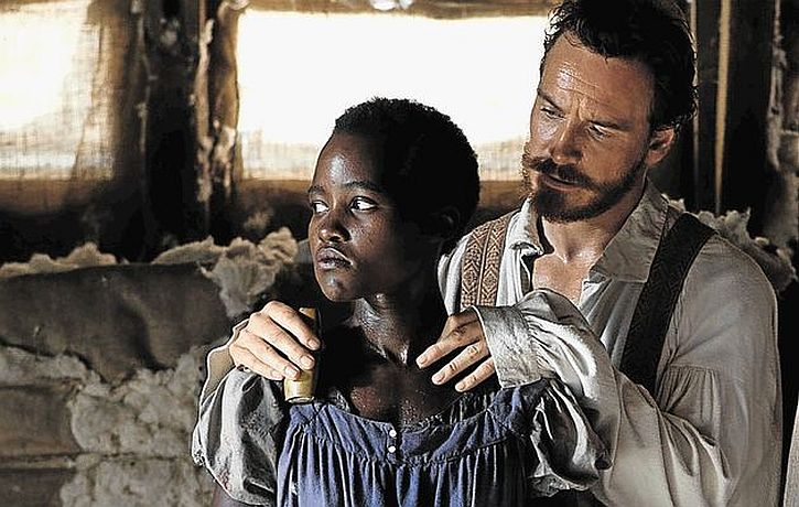 Michael Fassbender stars with Lupita Nyong'o