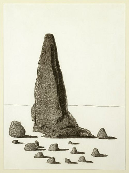 The Sexton Disguised as a Ghost Stood Still as a Stone, 1969