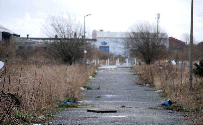 Through the edgelands of north Wirral: 'complicated, unexamined places that thrive on disregard'