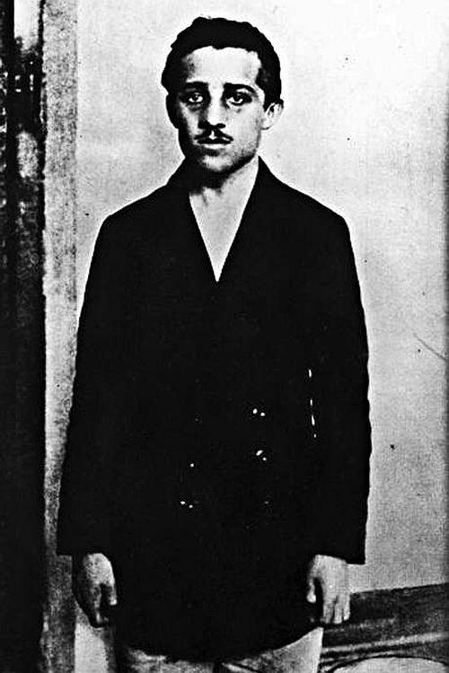 Bosnian Gavrilo Princip after his assassination of Archduke Franz Ferdinand