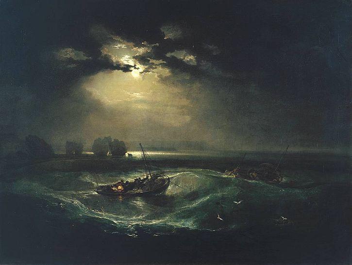 Fishermen at Sea, 1796