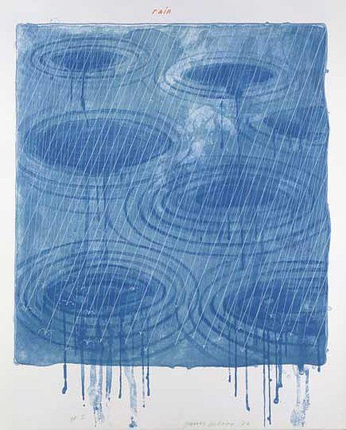 Hockney Rain