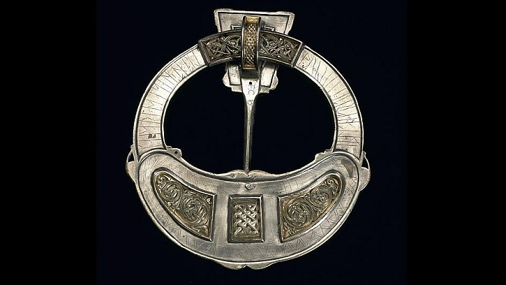 Hunterston brooch