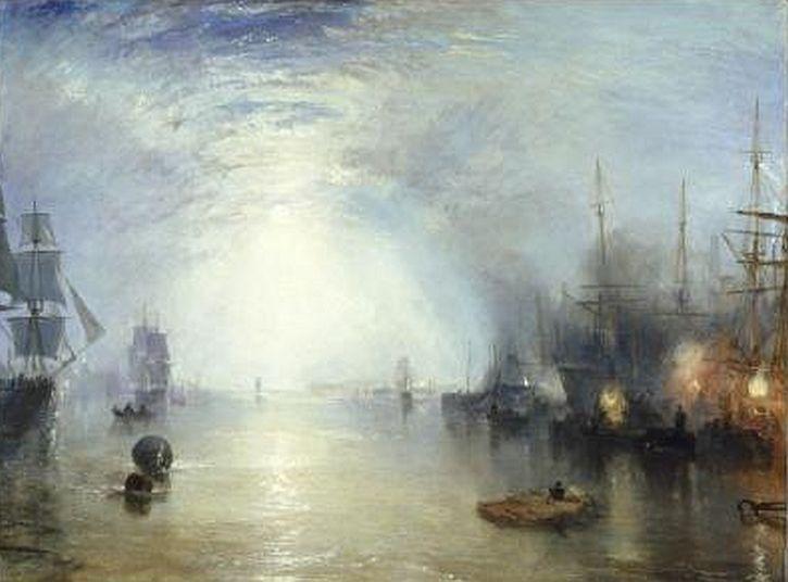 Keelmen heaving in Coals by Moonlight, 1835
