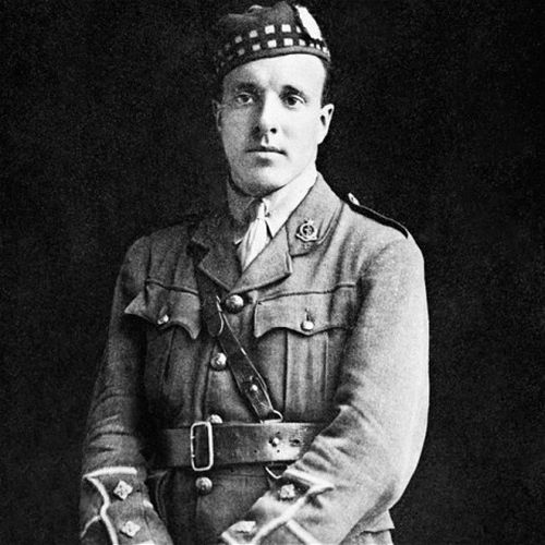 Noel Chavasse in uniform