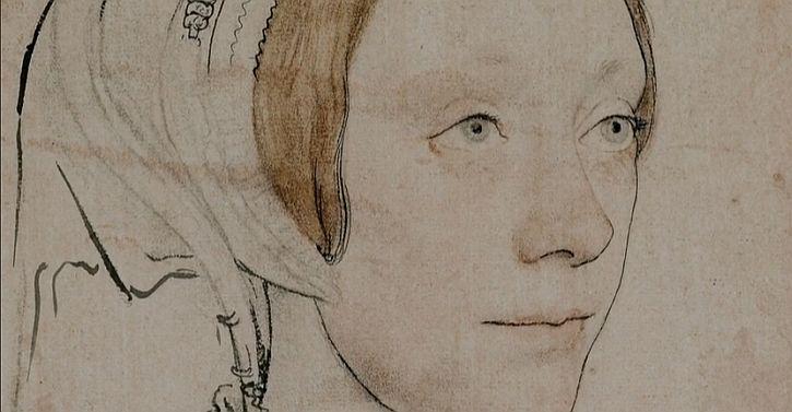 Holbein portrait 1