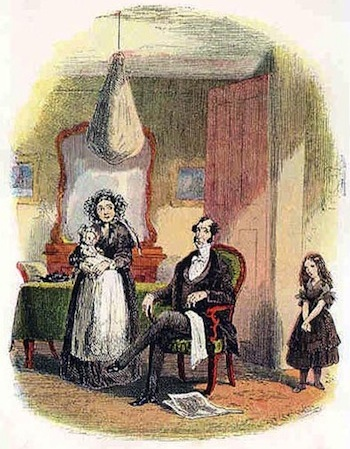 Re-reading Dickens: Dombey and Son