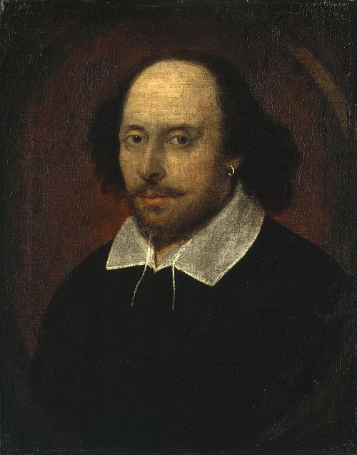 William Shakespeare, John Taylor