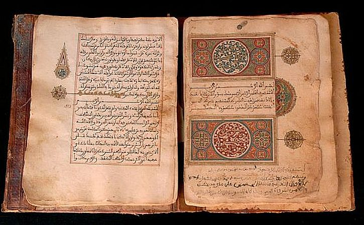 A Quran from the 12th century in Timbuktu