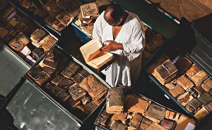 Timbuktu: rescuing books that 'bear the humansoul'
