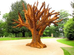 Ai Weiwei in the chapel at YSP: 'The art always wins'