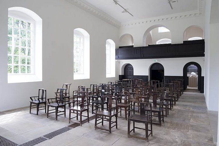 Ai Weiwei, Fairytale-1001 Chairs