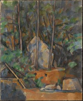 Cezanne, Cistern in the Park of Chateau Noir, c 1900