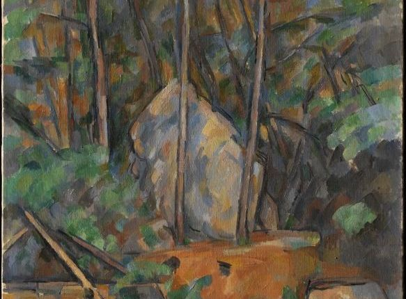 Cezanne in Oxford: glorious paintings from the collection of the man who soldfridges