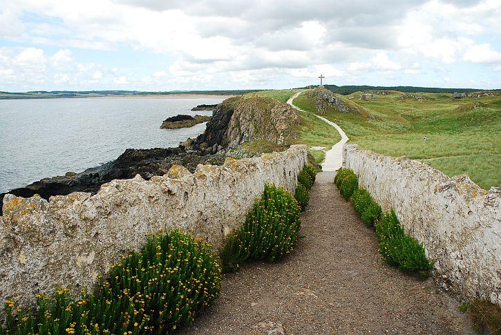 Llanddwyn lighthouse 2