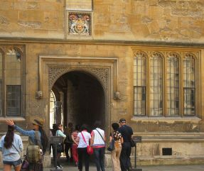Oxford Bodleian 2
