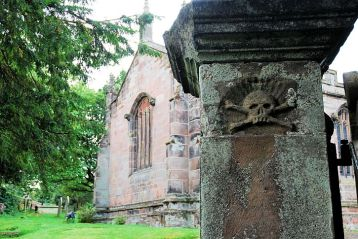 Gawsworth Hall: Church of St James