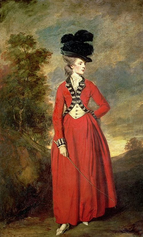 Lady Worsley, Joshua Reynolds, 1776
