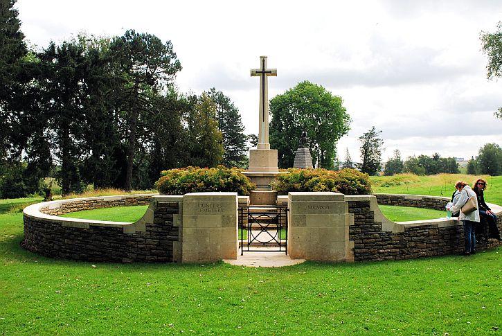 Beaumont Hamel Hunter's cemetery