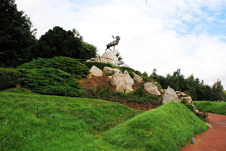 Beaumont Hamel Newfoundland memorial