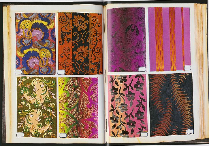 Bohain pattern book
