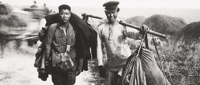 The Chinese labourers who served on the Western Front