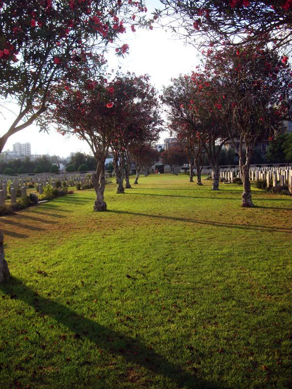 Deir al-Balah cemetery