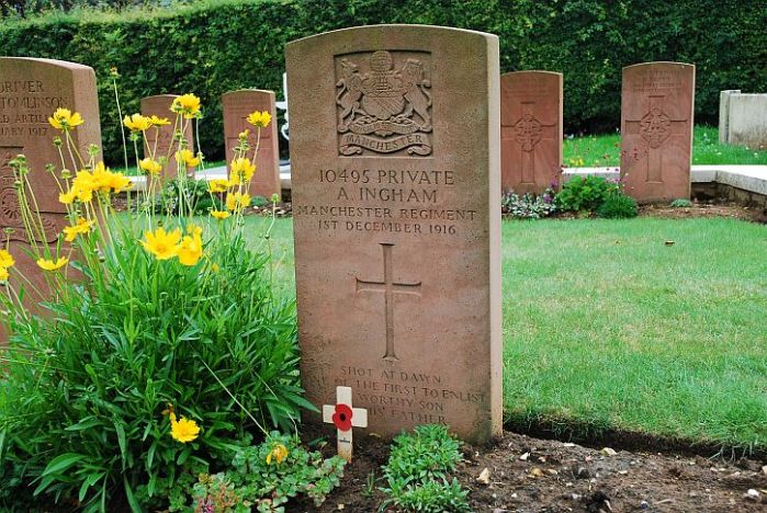Deserters, mutineers and the German soldier who warned of the first gasattack