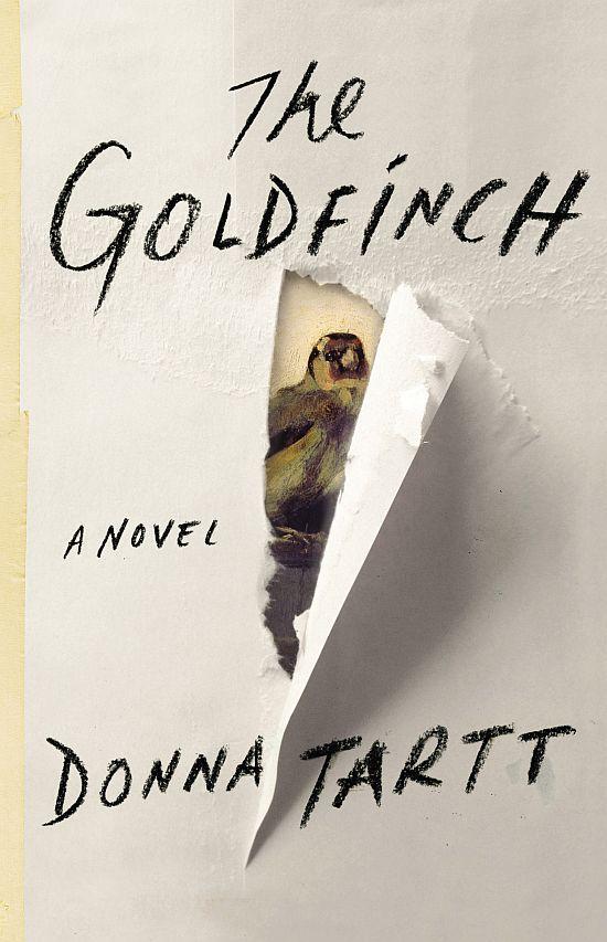 Donna Tartt, 'The Goldfinch'
