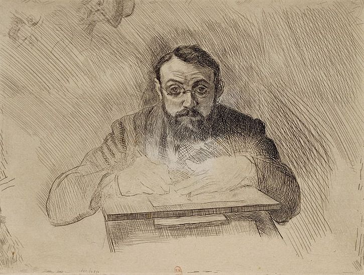 Henri Matisse Engraving, 1900–03