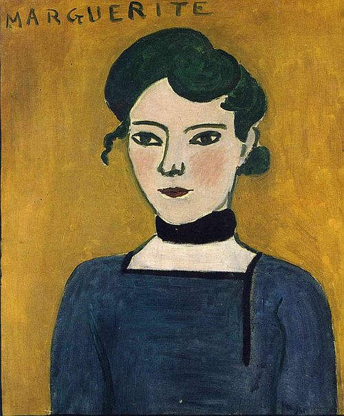 Henri Matisse, Marguerite, 1906
