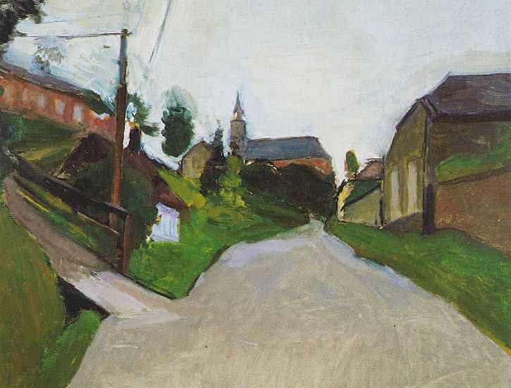 Matisse, Lesquielles St Germain, 1903