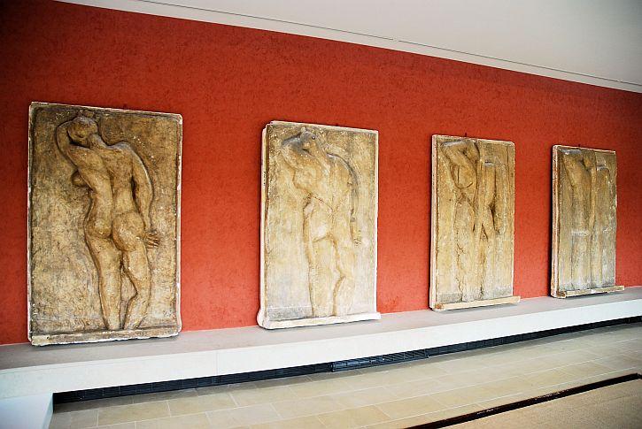 Musee Matisse Back I-IV