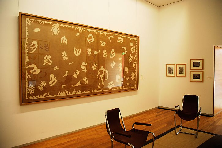 Musee Matisse Oceania - Le Ciel