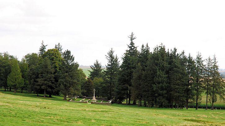 Newfoundland Hawthorn Ridge cemetery